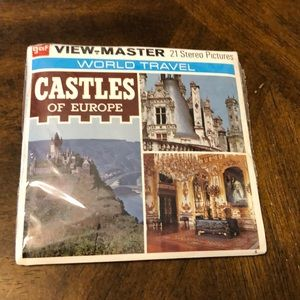 View master world travel Europe